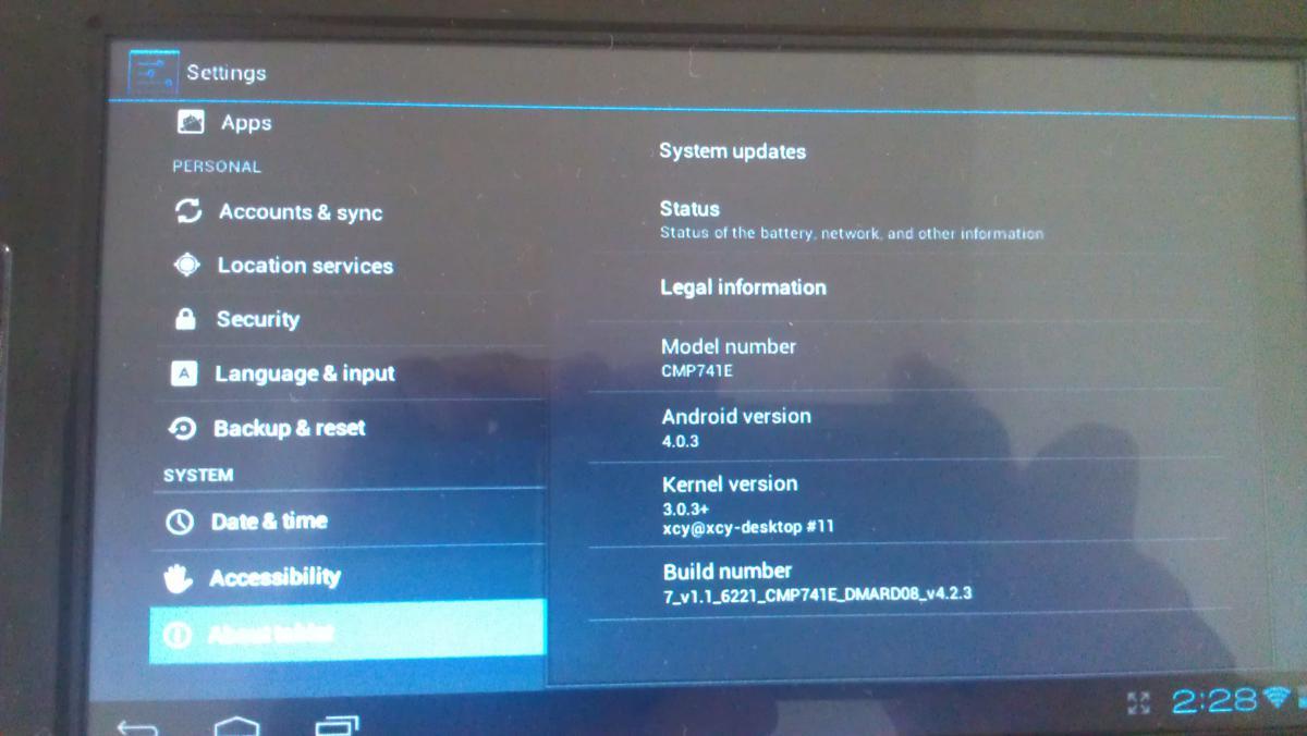 USB PC Data Cable Cord Lead For Craig CMP741 a CMP741e CMP741d CMP741x Tablet